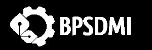 Logo BPSDMI Putih